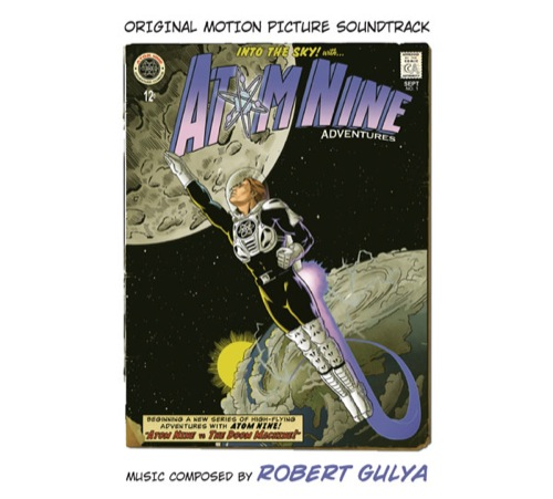 Atom Nine Adventures (Robert Gulya)