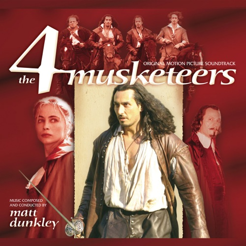 The 4 Musketeers (Matt Dunkley)