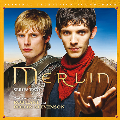 Merlin: Series Two (Rob Lane & Rohan Stevenson)