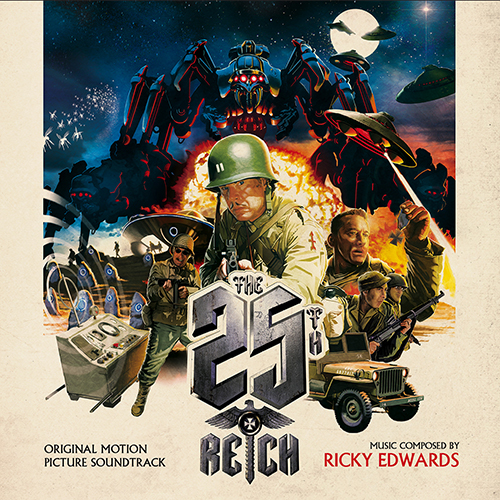 The 25th Reich (Ricky Edwards)