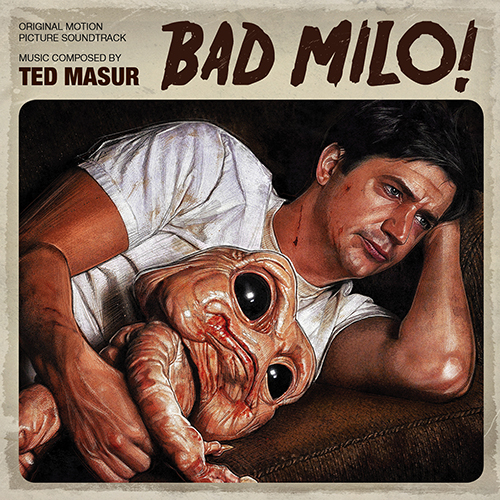 Bad Milo! (Ted Masur)