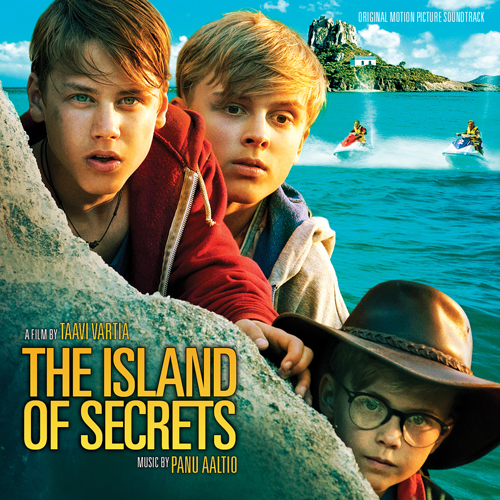 The Island of Secrets (Panu Aaltio)