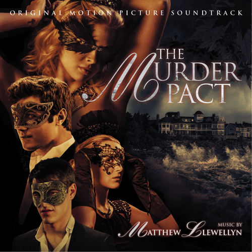 The Murder Pact (Matthew Llewellyn)