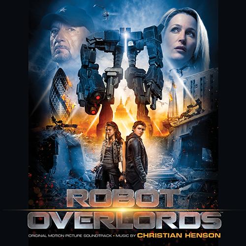 Robot Overlords (Christian Henson)