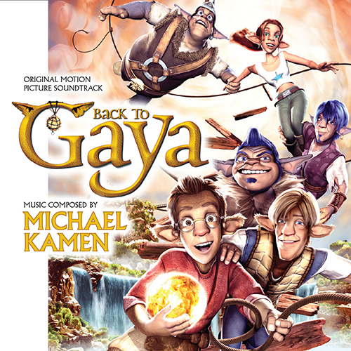 Back to Gaya (Michael Kamen)