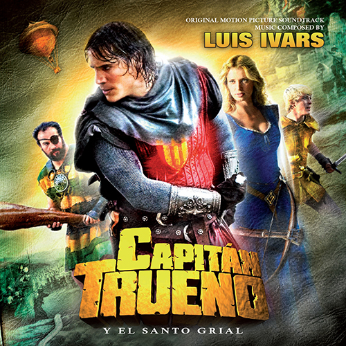 Capitán Trueno y el Santo Grial (Captain Thunder and the Holy Grail) (Luis Ivars)