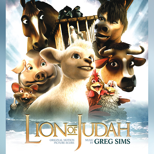 The Lion of Judah (Greg Sims)