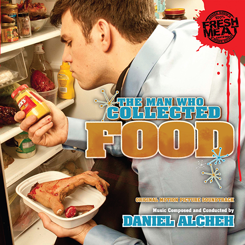 The Man Who Collected Food (Daniel Alcheh)