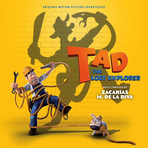 Tad: The Lost Explorer (Las Aventuras de Tadeo Jones) (Zacarías M. de la Riva)